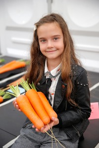 UK Carrot Championships won by Exhibition Seeds varieties.