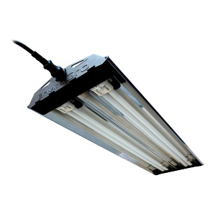 EnviroGro Propagation Light - Sylvania 55w Lamps