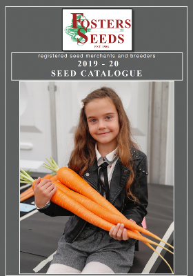 Fosters Seeds Catalogue Hardcopy 2019/20